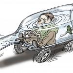 Советы адвоката по ДТП в Харькове. Прохождение освидетельствование на состояние опьянения за рулем!