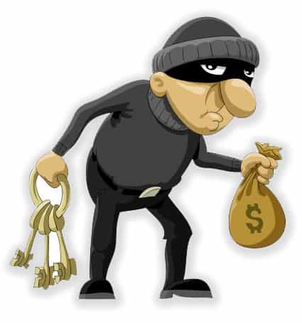 Адвокат по кражам и адвокат по грабежам, что общего, адвокат в Харькове информирует